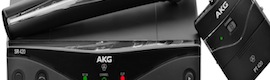 Neotecnica has the new AKG WMS420 wireless system available in Spain