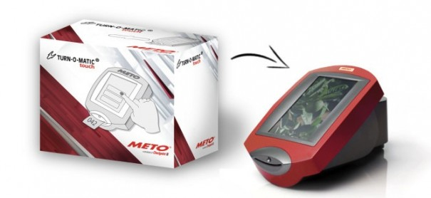 Qmatic Turn-O-matic-Touch Meto