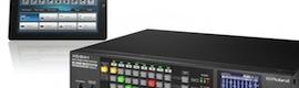 Roland XS: nueva gama de matrices multiformato para instalaciones fijas y eventos en vivo