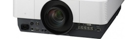 Sony offers the market of installation up to 7,000 lumens with its new laser projector VPL-FHZ700L
