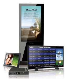 Viewsonic digital signage y digbil