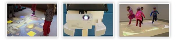 WizeFloor y Panasonic hospital dinamarca