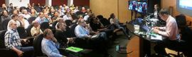 Televisió de Catalunya acoge el workshop de tecnologías de compresión de vídeo de Tmediat y Ateme