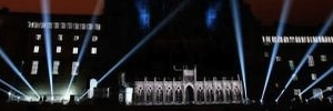 The Cathedral of Santiago returns to transform with a 3D videomapping that pays tribute to the victims of Angrois