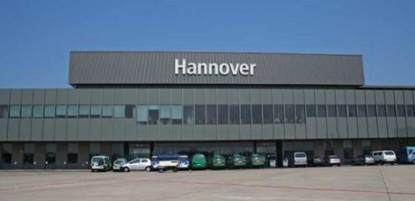 Aeropuerto de Hannover