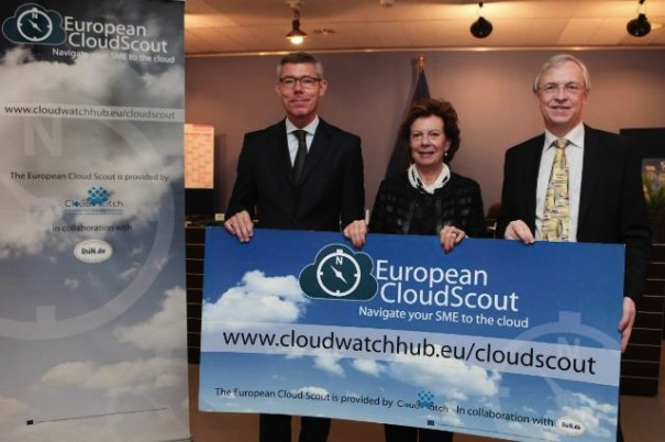 Ametic European Cloud Scout