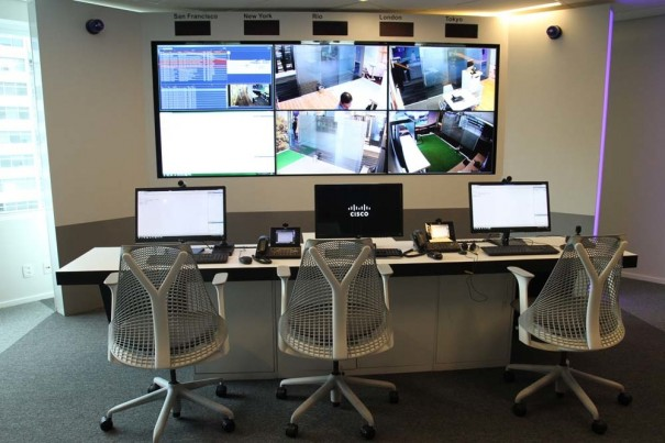 Cisco Centro Innovacion Rio de Janeiro