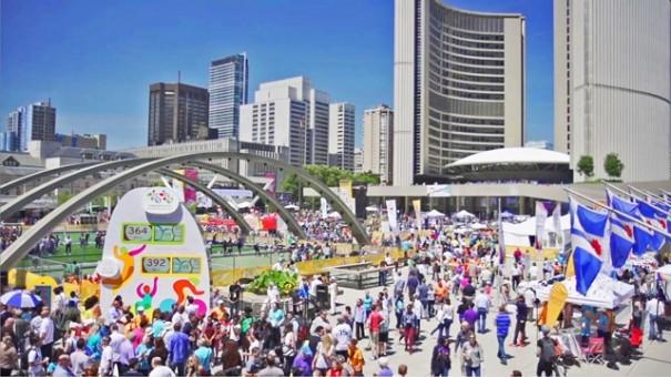 Cisco Juegos Panamericanos Toronto2015