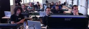EES: formación en las consolas Hog4 para profesionales de iluminación espectacular