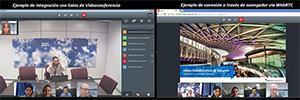Easynet incorpora la plataforma de Acano a su solución de vídeoconferencia MVC