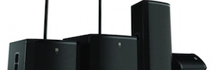 Electro-Voice series ETX: speakers self-powered for fixed installation and rental