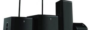 Electro-Voice serie ETX: altavoces autoamplificados para instalación fija y alquiler