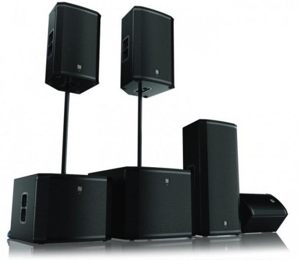 Electro Voice Serie ETX