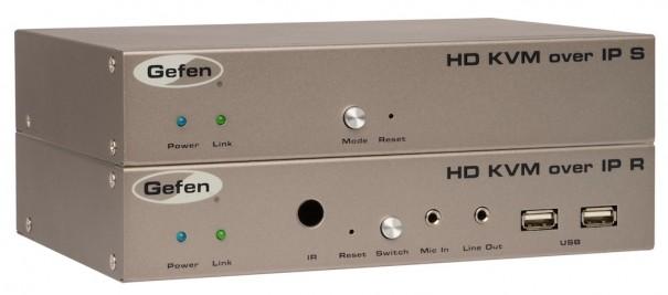 Gefen HD KVM sobre IP