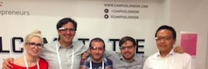 The Spanish developer itglass won first prize for Google Glass in Europe