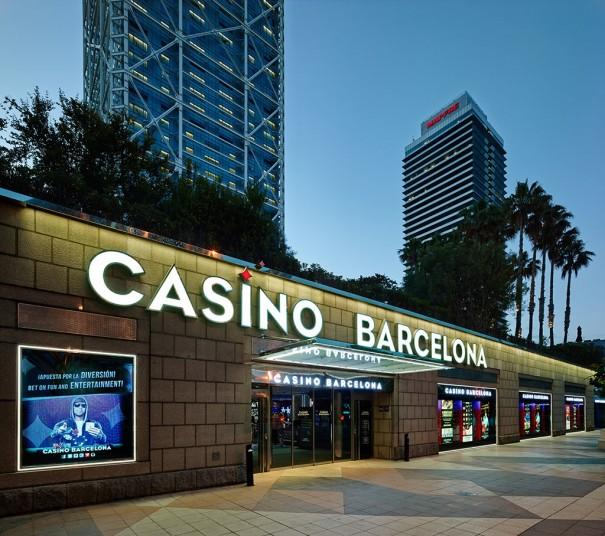 LedDream Casino de Barcelona