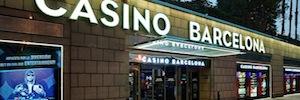 Casino de Barcelona apuesta por el digital signage outdoor con pantallas de LedDream