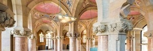 Lutron brings management technology lighting to Hospital de Sant Pau in Barcelona