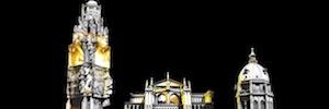 Luz Greco 2014: la inspiración de la obra de El Greco ilumina la Catedral de Toledo en el IV centenario