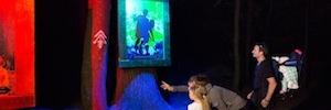 Foresta Lumina: experiencia inmersiva audiovisual y sensorial en un entorno natural