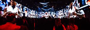 Moment Factory crea una espectacular experiencia inmersiva para el upfront 2014 de TSN