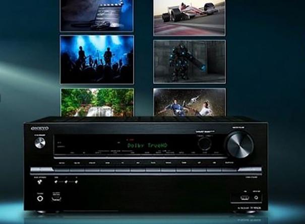 Onkyo con Dolby Atmos