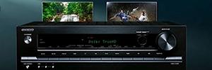 Onkyo integra la tecnología Dolby Atmos en sus equipos audiovisuales de gama media y alta
