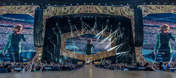 Robe Rolling Stones Foto Ralph Larmann