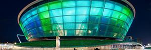 Robe iluminará las ceremonias de apertura y clausura de Glasgow 2014