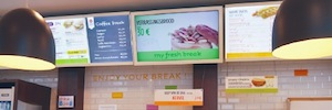 Digital signage to boost sales outlets and generate results