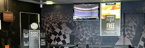 TriplePlay modernizes solutions digital signage and IPTV of Derby County football club