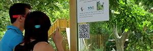 El Zoo de Madrid implementa la tecnología de Google Glass para ofrecer al visitante un viaje interactivo