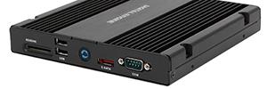 AOpen DE3250, reproductor sin ventilador para cartelería digital en entornos críticos