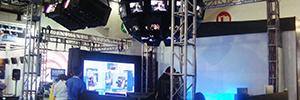 Expo Tecnomultimedia InfoComm abre sus puertas con la asistencia de importantes agentes del sector AV