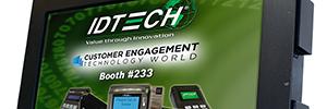 ID Tech se introduce en el mercado de digital signage con una resistente pantalla táctil de exterior