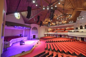 L Acoustics en Christ Chapel Bible Church