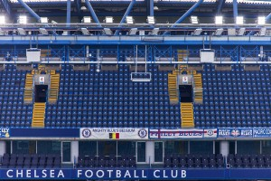 Philips ArenaVision LED estadio Chelsea