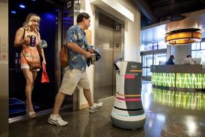 Savioke Botlr robot