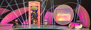 XL Vídeo proporciona los sistemas visuales para la realización del concurso Pointless, producido por Endemol