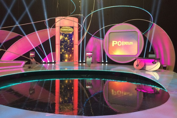 XL Video Sets the Scene for Pointless