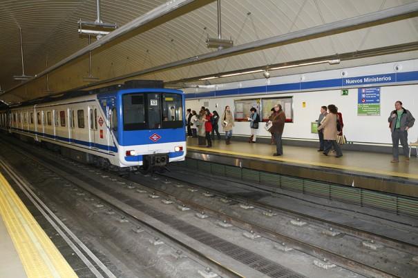 Metro Madrid Linea 8