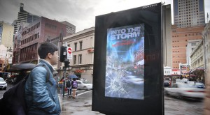 AR promocion Into the storm