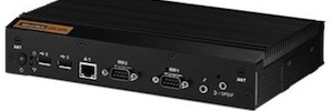 Advantech developed its first digital signage player for Ultra HD content - 4K