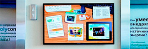 Los reproductores AOpen Digital Engine gestionan los contenidos de la red de digital signage de Croc