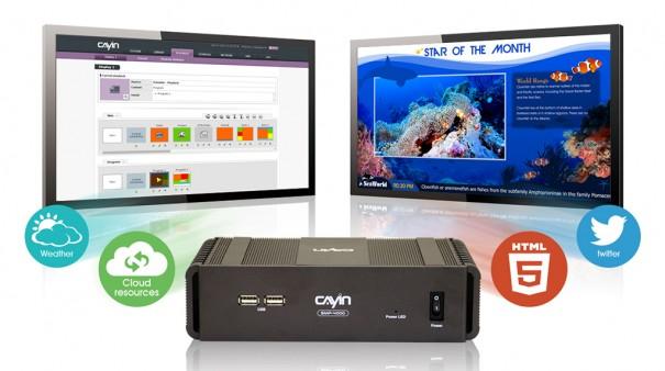 Cayin SMP-NEO para DS