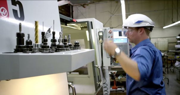 Casco AR industrial de Daqri