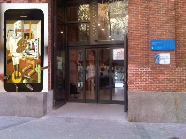 Centro Cultural Galileo exposicion Bellver