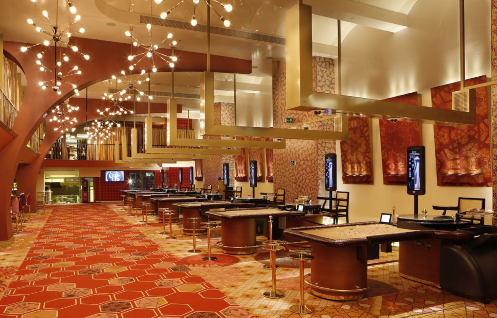 Hollywood casino st louis estacionamento