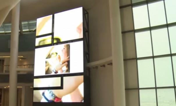 Daktronics ProPixel en IKEA Wuxi