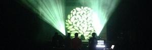 EES reúne a un centenar de profesionales de iluminación espectacular en la presentación de VL4000 Spot